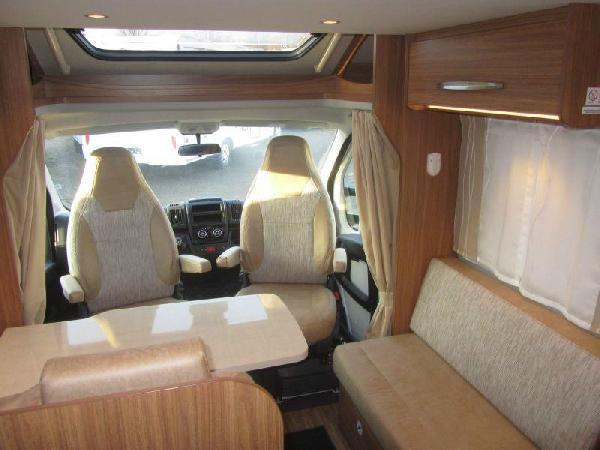 Reisemobil Carado T 348 - Sitzecke