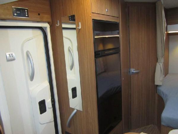 Reisemobil Carado T 348 - Schrank
