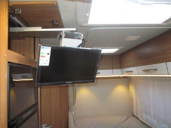 Reisemobil Carado T 348 - TV